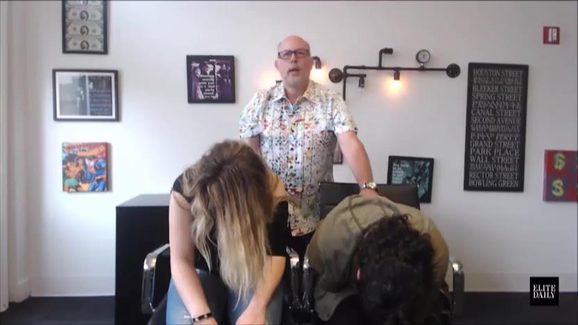 Elite Daily Show Hosts TrashED by NJ's Comedy Hypnotist