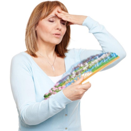 Women… Suffering from Hot Flashes?